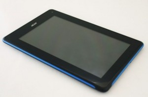 New 7-Inch Tablet Acer Inconia Tab B1-A71 on ECS